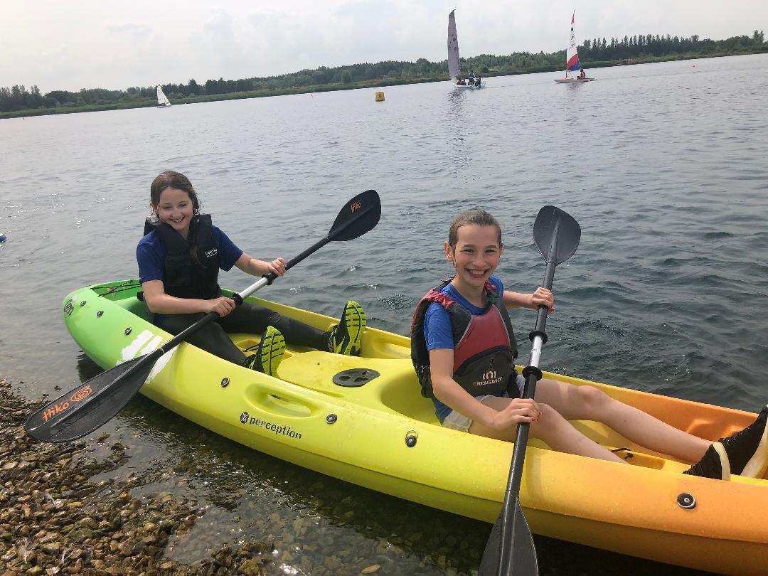 Canoe-Children